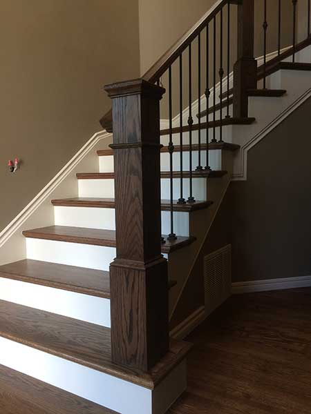 Superieur Staircase Remodel Photo