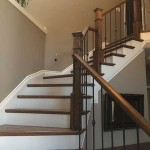 Staircase Remodel Photo