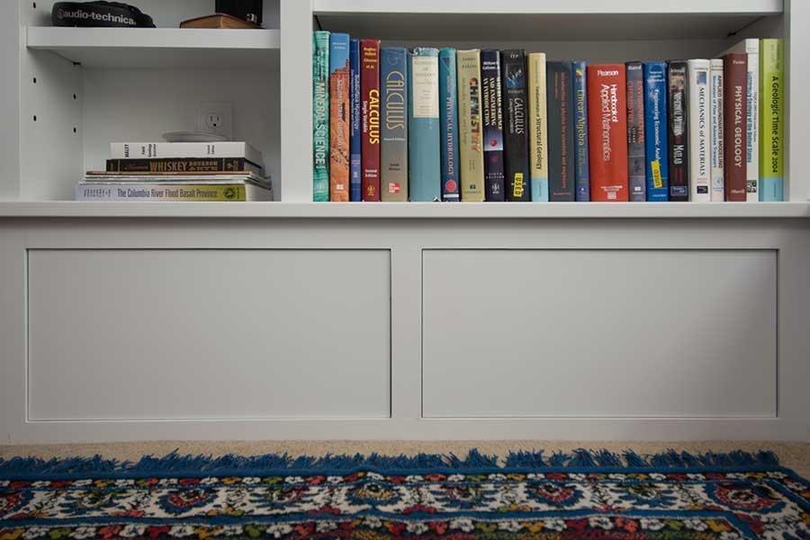 Beautiful Custom Built In Cabinets