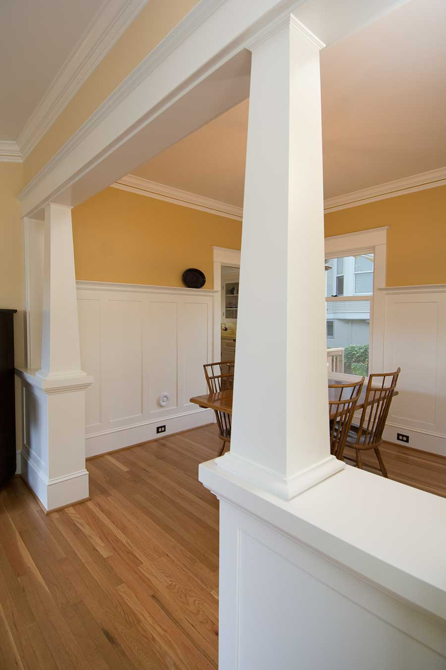 Finish Carpentry Portland Oregon