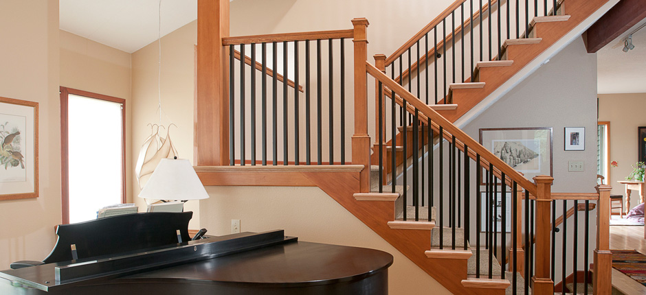 The Role Of The Stair Builder