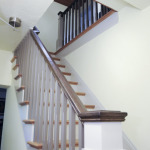 After: Bungalow Staircase Remodel